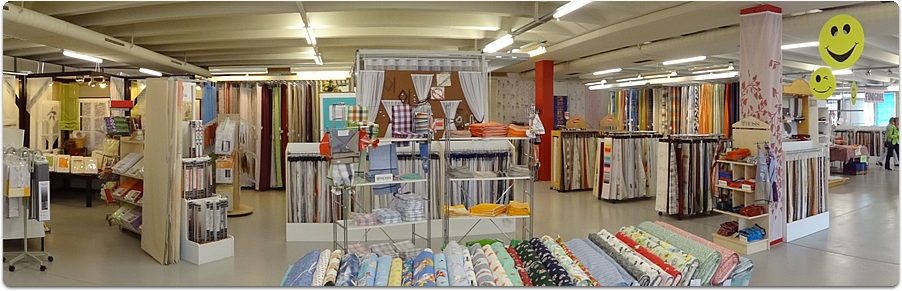 Tussy ag uetendorf vorhang und heimtextilmarkt thun for Innendekoration thun
